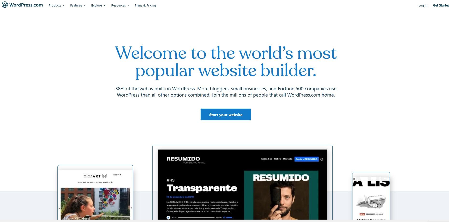 Нов блог в WordPress.com